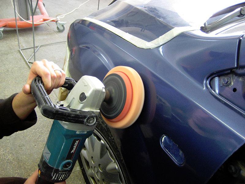 Как сделать полировку автомобиля своими руками